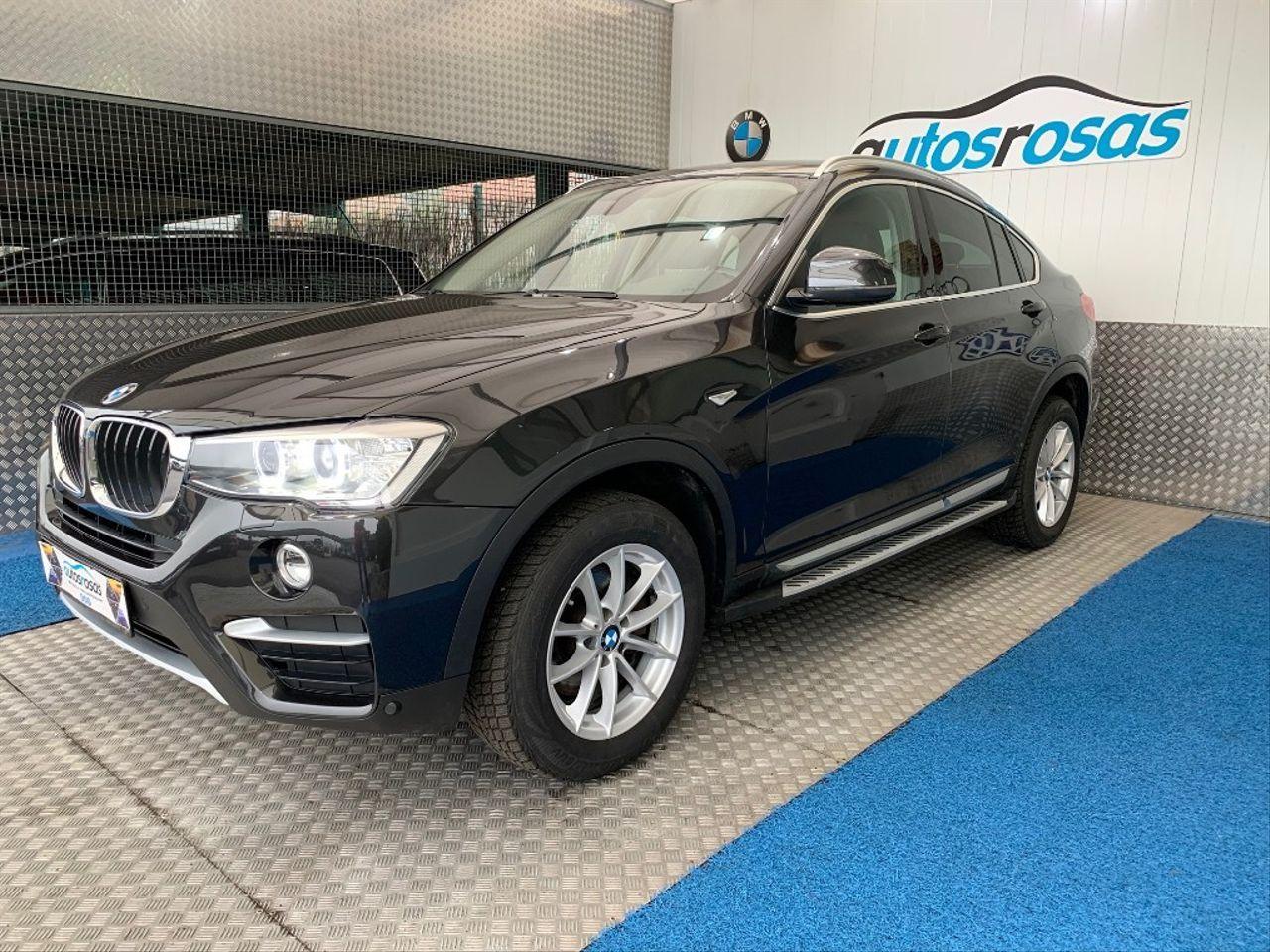BMW X4 de venta