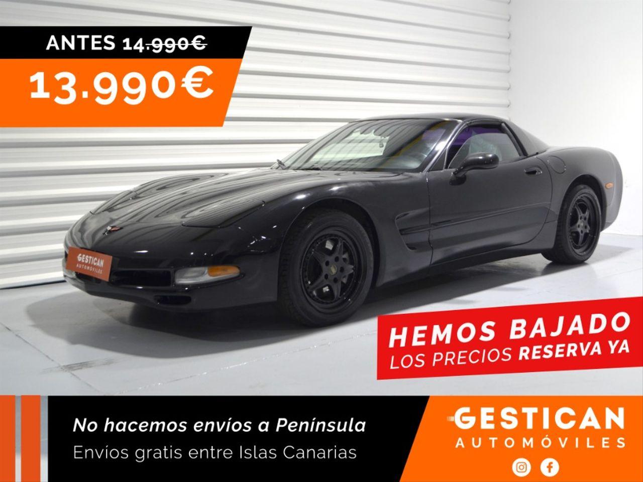 CORVETTE Corvette de venta de venta por 13990
