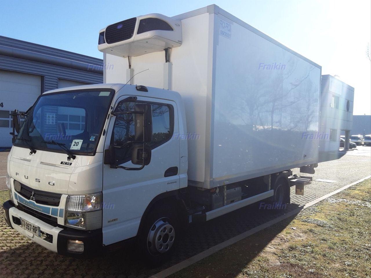 ISUZU Mitsubishi FUSO 7C15 150CV ALQUILER 875€/mes de venta de venta por 21000