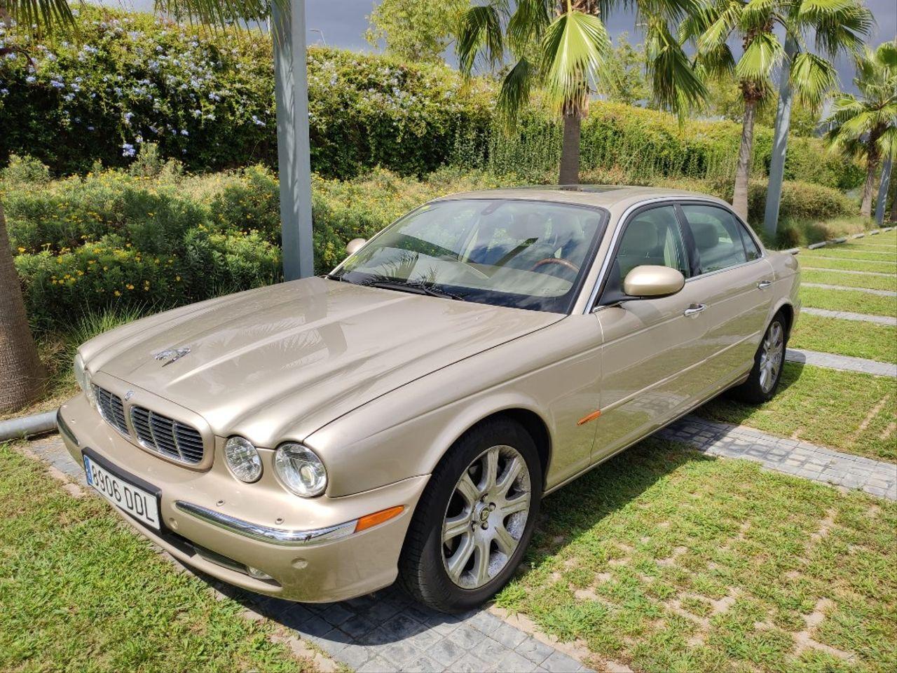 JAGUAR Serie XJ de venta de venta por 4500