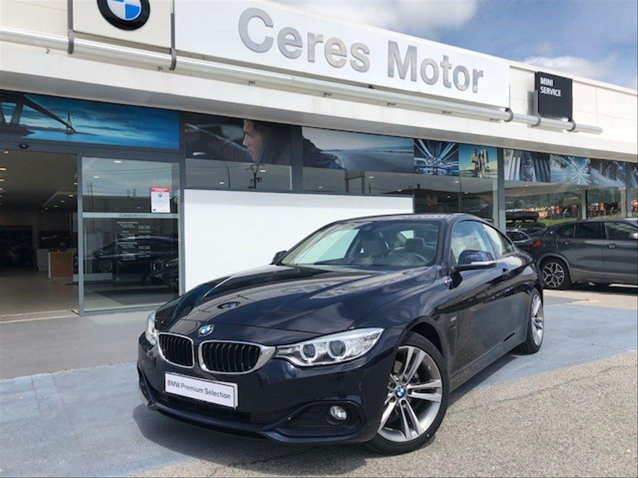 BMW Serie 42017 de ocasión